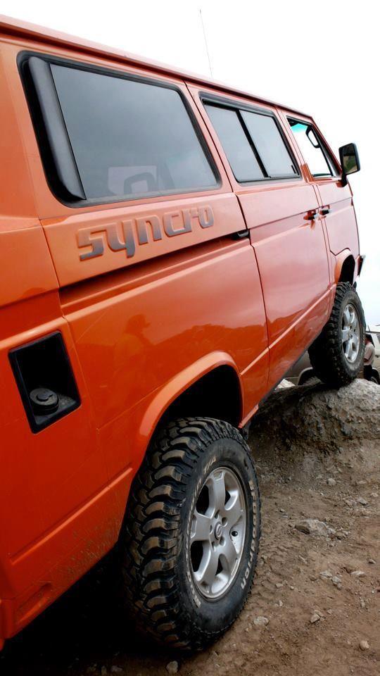 VW Vanagon T3 Syncro