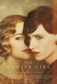 The Danish Girl. February 16