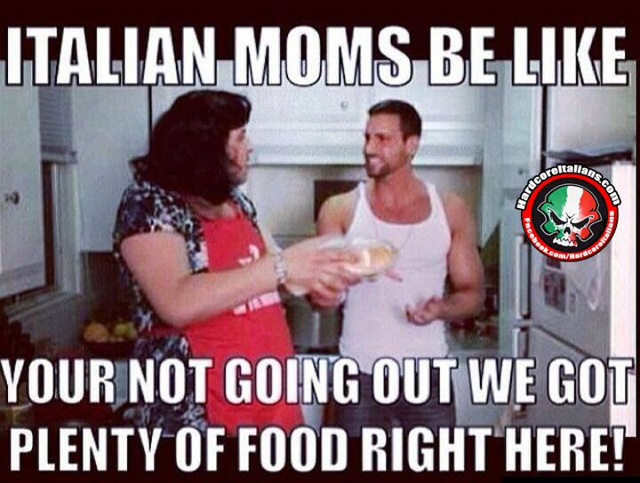 Italian mom problems solved 9