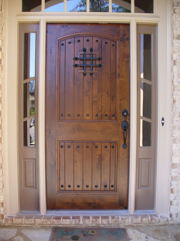 25 best ideas about front door design on pinterest for New style front doors