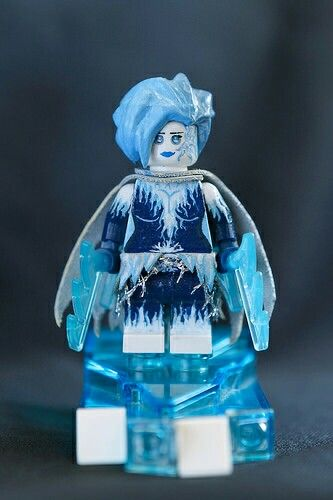 Killer Frost Lego - DC Comics