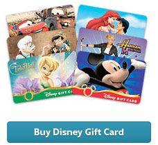 Best 25+ Disney gift card ideas on Pinterest | Disneyland gift ...