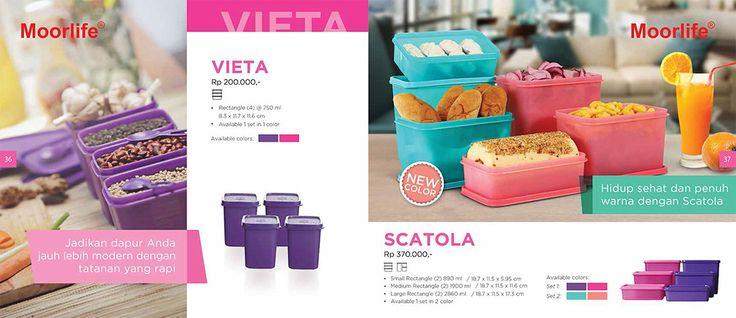 Moorlife Vieta (200.000) & Moorlife Scatola (370.000) Harga diatas belum termasuk discount