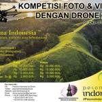 Kompetisi Foto dan Video dengan Drone 2015 (Deadline: 1 Desember 2015)