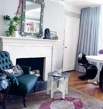 Rashida Jones Nyc Studio Apartment In Domino Magazine Decorating