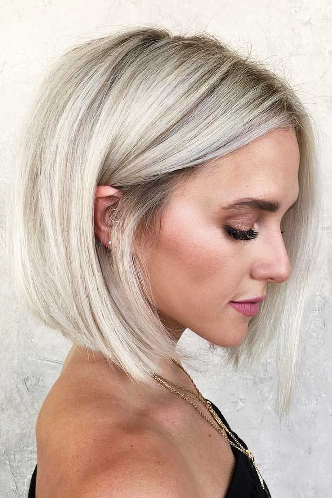 53 Platinum Blonde Hair Shades And Highlights For 2020