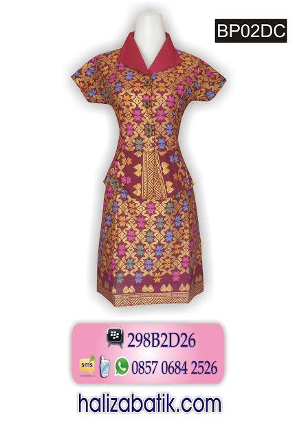 baju batik dress untuk remaja, cocok untuk seragam kantor, ataupun untuk pesta. Model terbaru dengan variasi - variasi cantik.
