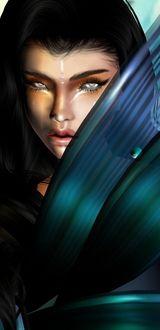 Travel of Art - Make-Up Fantasy