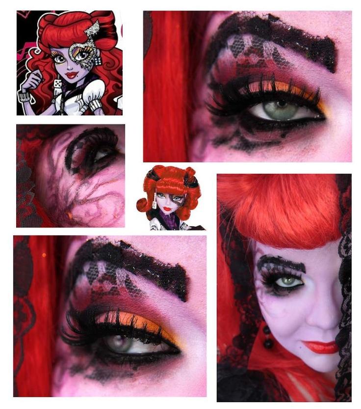 Operetta / Monster High /  - GORGEOUS makeup by Jangsara (https://www.facebook.com/jangsara.fanpage)