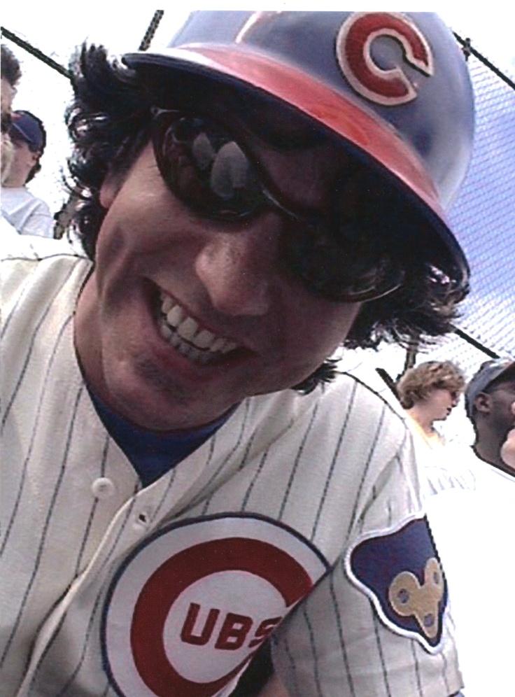 Eddie Vedder Cubs
