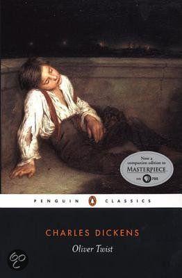 Oliver Twist - Charles Dickens.  Gelezen in het voorjaar van 2000.