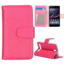 Forro Book Sony Xperia E1 Magnetica Rosa $ 29.100,00