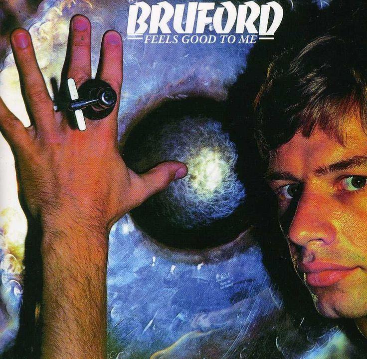 Bill Bruford - Feels Good To Me