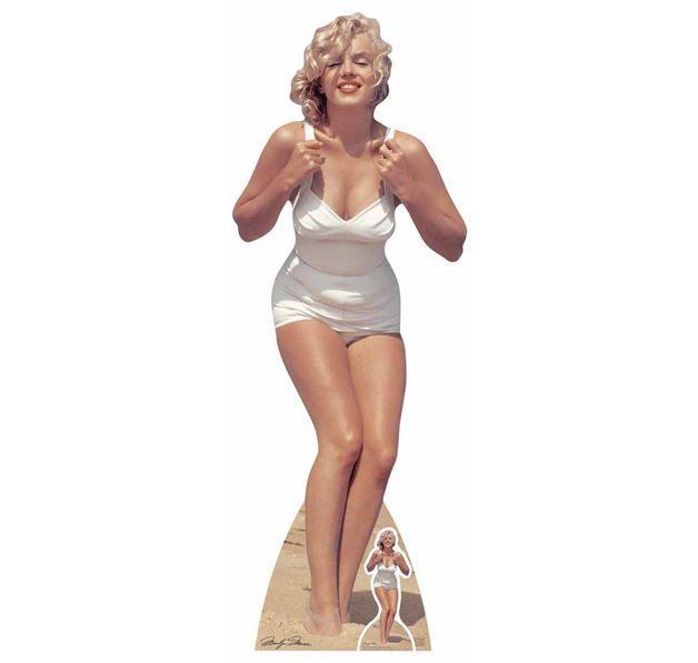 Marilyn Monroe Pappaufsteller