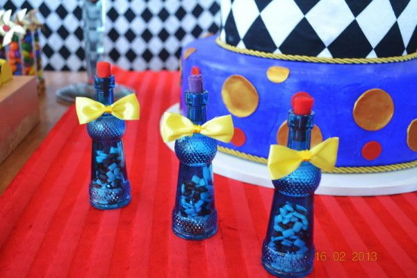 """Photo 49 of 52: Circus / Anniversary """"Vitor's Grand Circus"""" 