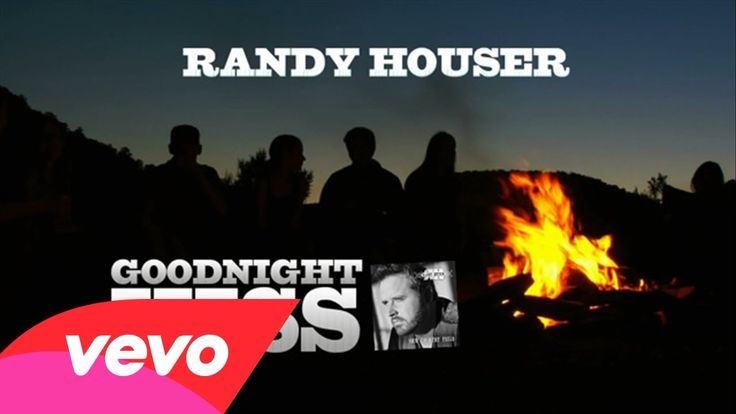 Randy Houser - Goodnight Kiss (Lyric Video) It started with a goodnight kiss, your lips my lips. It started with a long goodbye, and all wrapped up tight...