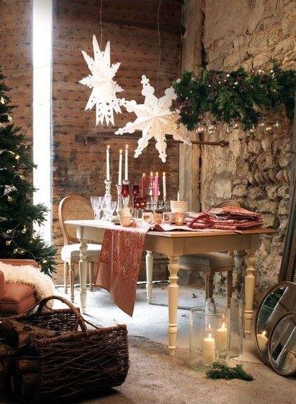 Comptoir de famille natale 2013 winter inspiration - Comptoir de famille table ...