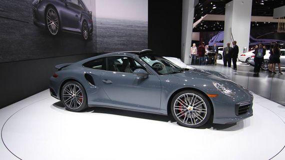 Porsche 911 Turbo / Порше 911 Турбо
