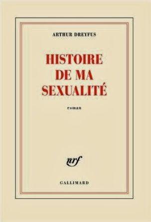 Le Bouquinovore: Histoire de ma sexualité, Arthur Dreyfus