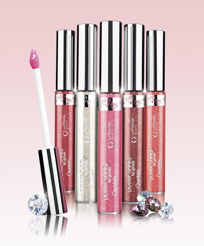 Oriflame Powershine Crystal Lip Gloss