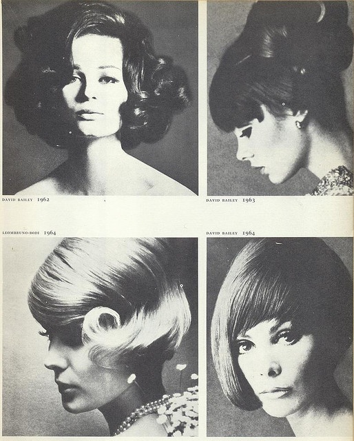 1960's Hairstyles 8 Best Hair Trends Through The Decades Images On Pinterest  Hair