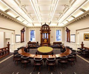 Dunedin Municipal Chambers refurbishment - Opus Architecture