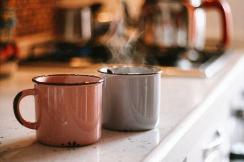 coffee, tea, and vintage image