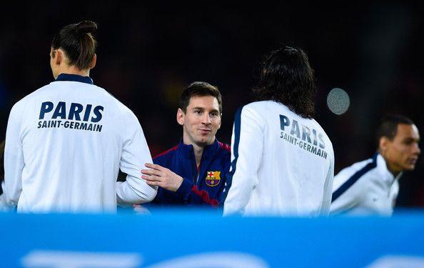 Lionel Messi Pictures - FC Barcelona v Paris Saint-Germain - Zimbio