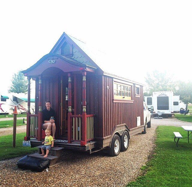 350 best tiny house inspiration images on pinterest for Tiny house nation where are they now