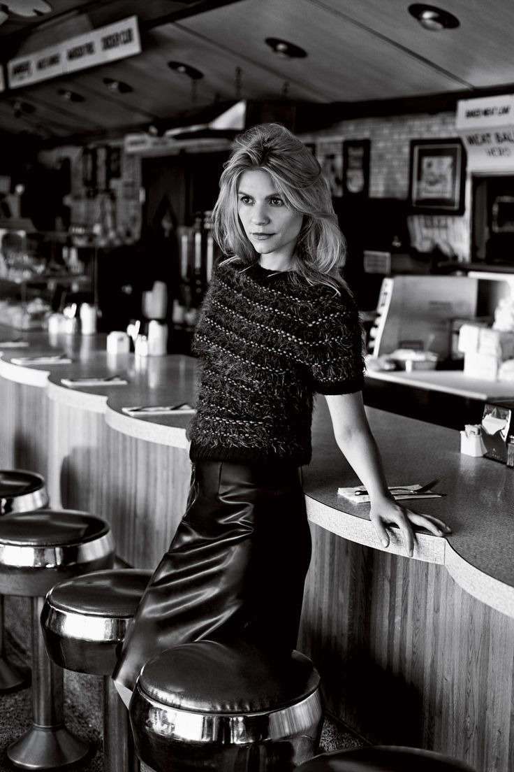 Claire Danes November Vogue Cover Interview