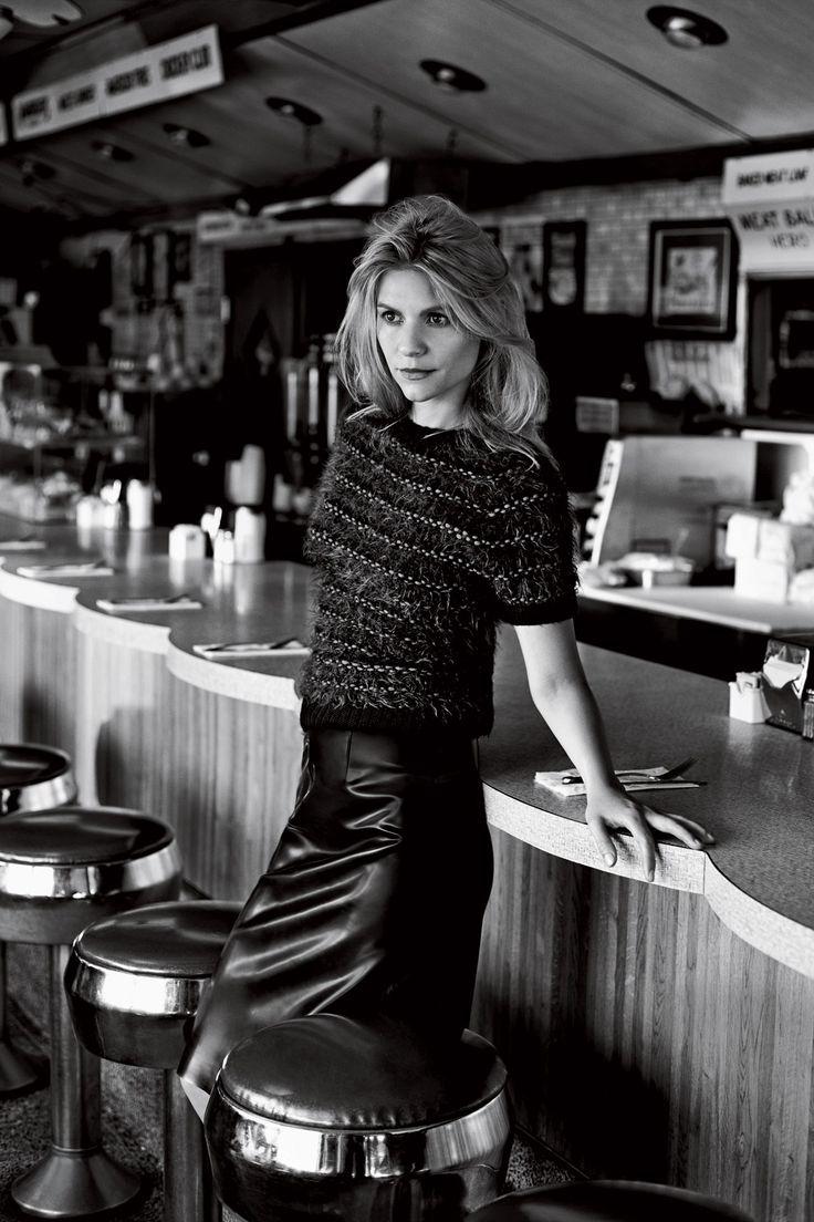 Claire Danes November Vogue Cover Interview