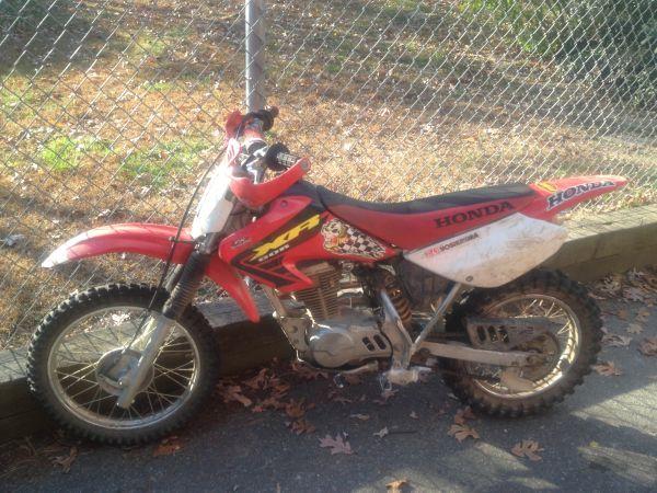 Honda 80cc dirt bike motor for sale #5