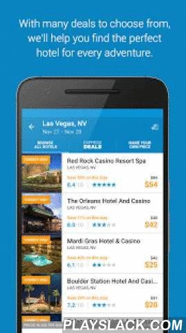 Priceline Hotels, Flight & Car  Android App - playslack.com ,  Get the priceline app for your Android device and kick full price to the curb! Save up to 60% on hotel Express Deals®, and even more when you Name Your Own Price®. Score mobile-exclusive deals, even on last minute bookings. Choose from over 300,000 hotels and thousands of rental cars and flights. We guarantee the lowest price on everything you book. No one outdeals the negotiator!Priceline app for Android wear!Whether you forgot…