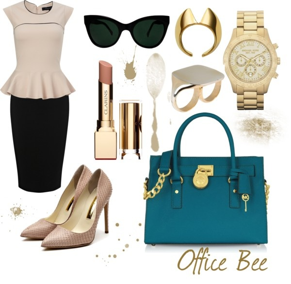 """Office # 1"" by ziasmin on Polyvore"