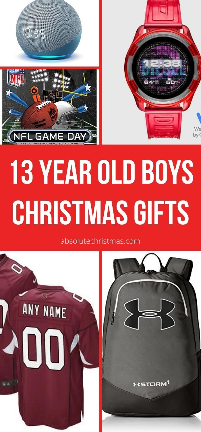 Best Gifts For 13 Year Old Boys 2020 Christmas Gifts For Boys Best Gifts For Boys 13 Year Old Boys