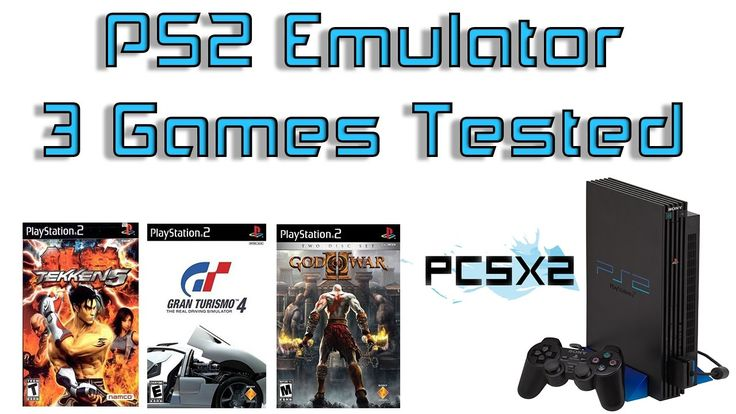 PlayStation 2 Emulator 3 Games Tested PCSX2 Testing out the PCSX2 PlayStation 2 emulator on the new Emulation PC. Games tested in this video 1. Tekken 5 - 1:30 2. Gran Turismo 4 - 4:34 3. God Of War 2 - 6:58 PC SPECS CASE- DIYPC DIY-F2-W PSU- EVGA 600 Watt CPU- i3 4170 RAM- Single stick 8gb ddr3 Kingston Video Card- XFX 270x 2gb Hard drive - 500GB western digital Blue DISCLAIMER: This video and description contains affiliate links which means that if you click on one of the product links Ill…