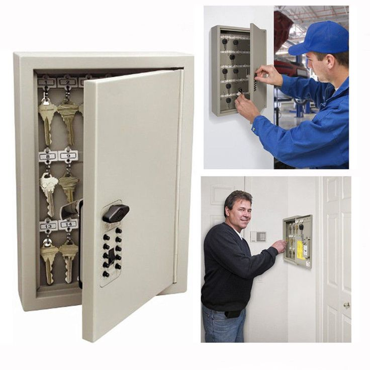 AccessPoint Cabinets  Combination TouchPoint Entry Key Locker, Clay, 30 Key #Doesnotapply