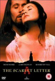 The Scarlet Letter Director: Roland Joffé Drama/Romance  -  1995 After a young widow (Demi Moore) has a child and refuses to name the father, a Puritan community forces her to wear the letter... Ted Frank