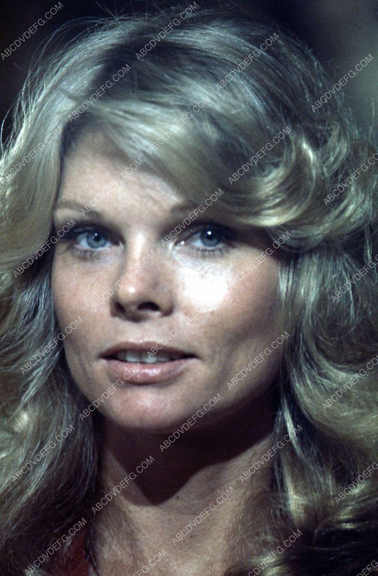beautiful Cathy Lee Crosby portrait 35m-2397