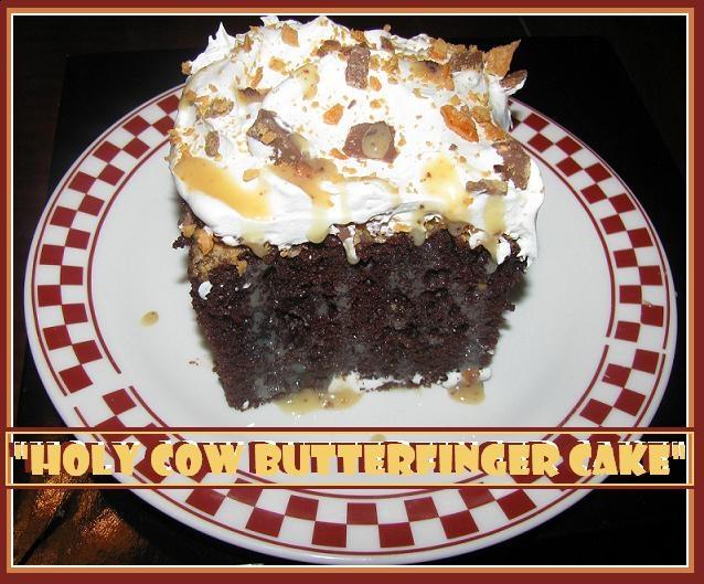 Holy Cow Cake Recipe Condensed Milk