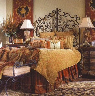 tuscany ways to decorate bedroom | 486 best Tuscan images on Pinterest | Decorations ...
