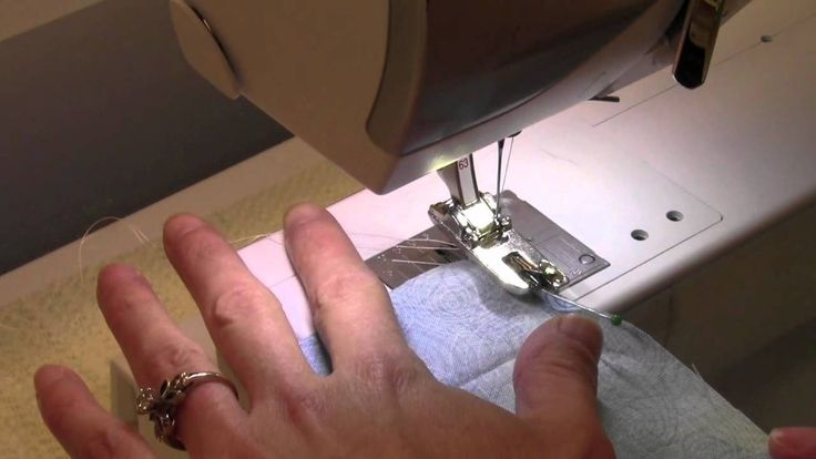 Bernina Hemmer Feet - Best tutorial I've seen on little tricks to being successful with a hemmer foot, including a terrific way to turn corners...hello, napkins!