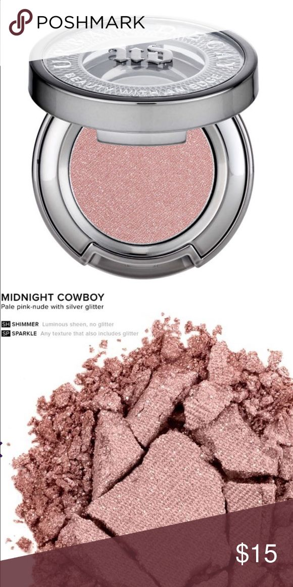 Urban Decay Midnight Cowboy Brand new. 1.5 g. Urban Decay Makeup Eyeshadow