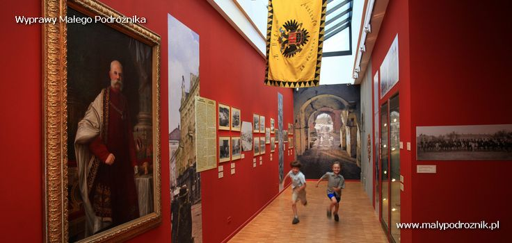 National Museum of Przemyśl Land - Przemysl Fortress exhibition. {Muzeum Narodowe w Przemyślu - ekspozycja poświęcona Twierdzy Przemyśl}  #Przemysl #Przemyśl #muzeum #museum #national museum