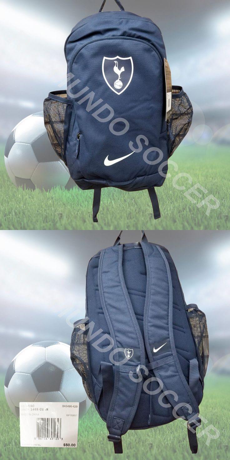 Soccer-Other 2885: Nike Tottenham Hotspur Fc Stadium Backpack Blue -> BUY IT NOW ONLY: $50 on eBay!