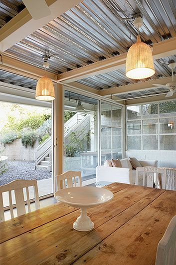 Comfy Outdoor Seating