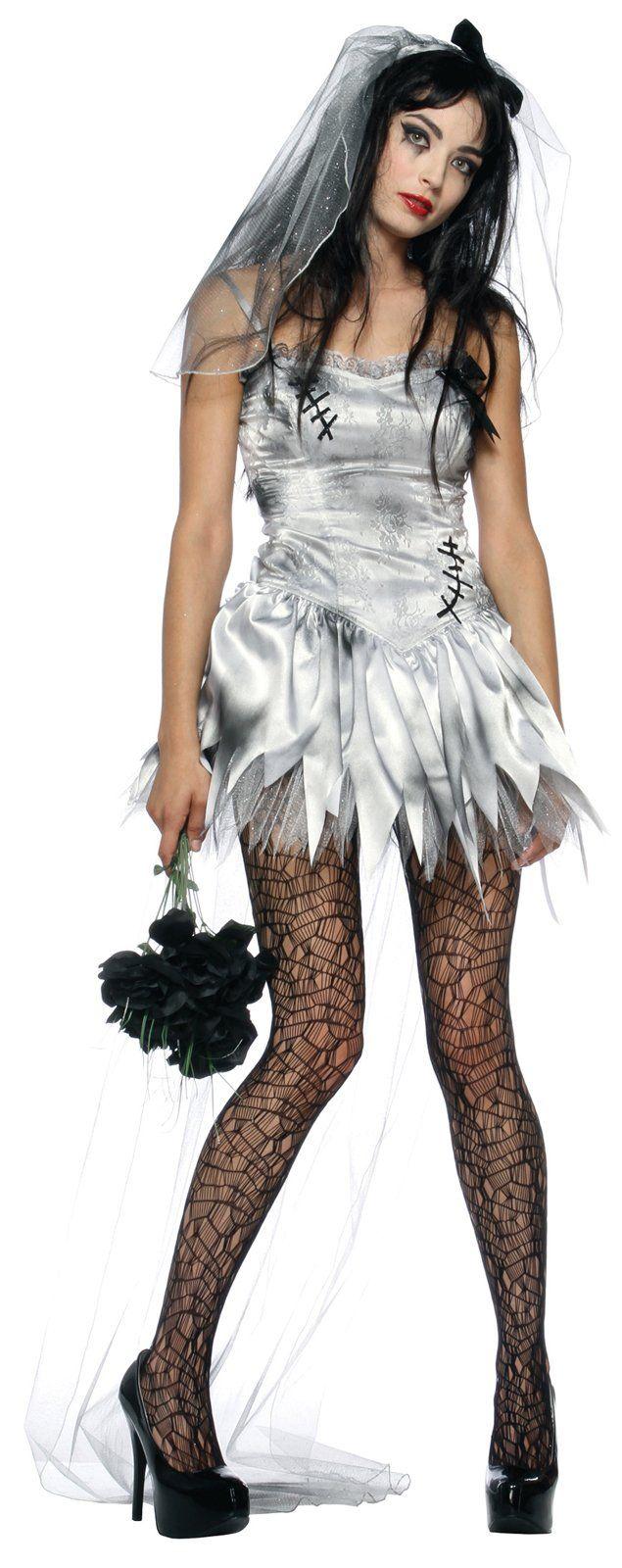 Best 20+ Zombie bride costume ideas on Pinterest   Zombie bride ...