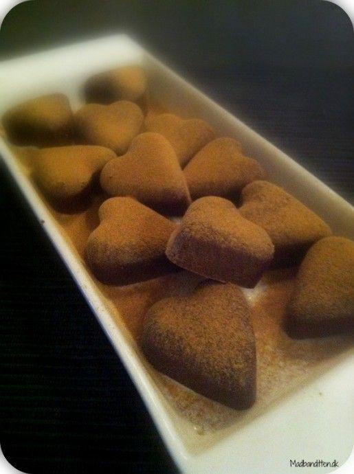rå lakridschokolade