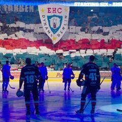 Championship Round Quarter Final Ice Hockey Match -  Eisbaeren Berlin vs Adler Mannheim