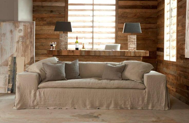 Zetel met lounge zitcomfort
